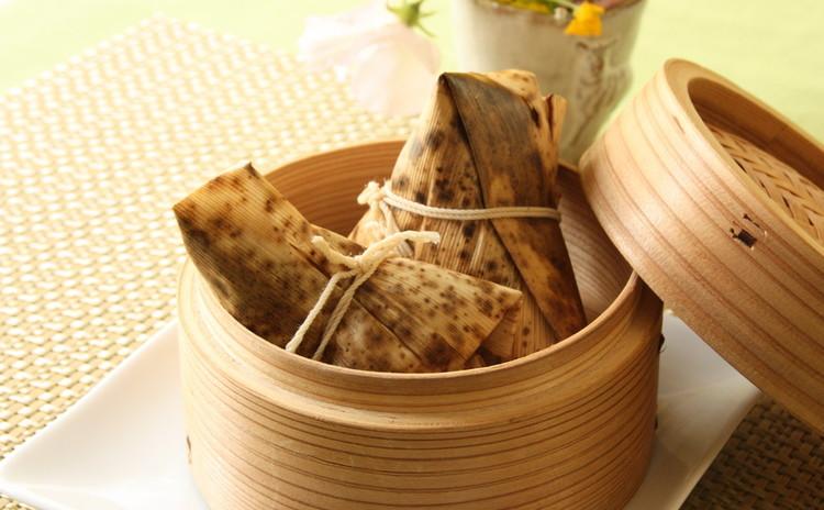 再:台湾粽・竹皮の包み方/たれと鶏肉にこだわる棒棒鶏/スープ