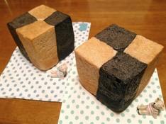 料理レッスン写真 - C&Cパン・ド・ミ♡ ~胚芽と竹炭でビューティ&デトックスな主食を~