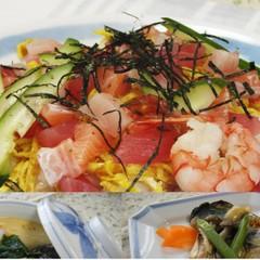 基本の酢飯をマスター♪海鮮ちらし&絶品味噌床で西京焼き&茶碗蒸しなど
