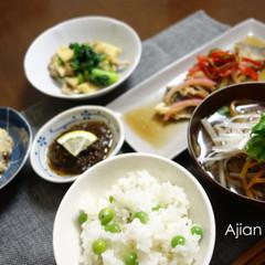 アジアンビューティー*和美人料理 【旬の魚と野菜で不調改善】 美講義付