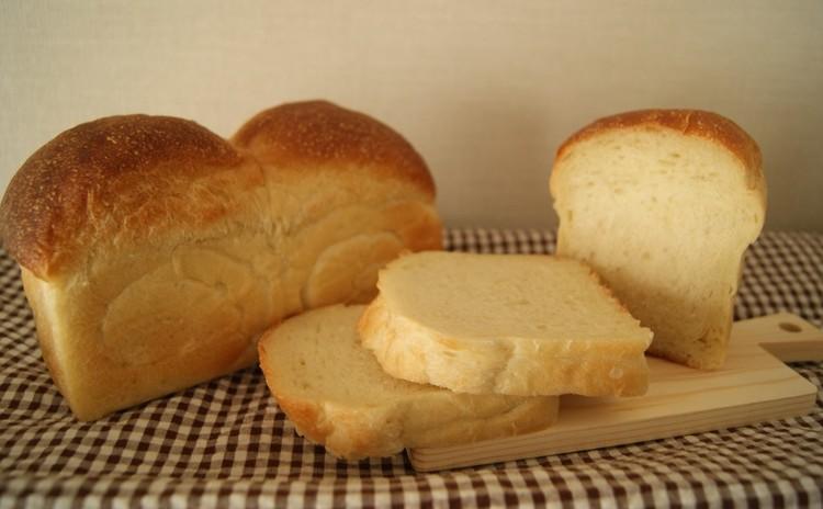 ~パウンド型で作る!ミニ食パン~