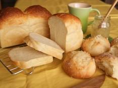 料理レッスン写真 - 「ゆだね」の製法が学べる!ホシノ天然酵母で作るミニ食パン&塩バターパン