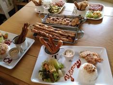 料理レッスン写真 - 美肌&節約レシピ♡圧力鍋で鮭のアラをまるごと美味しく食します♪