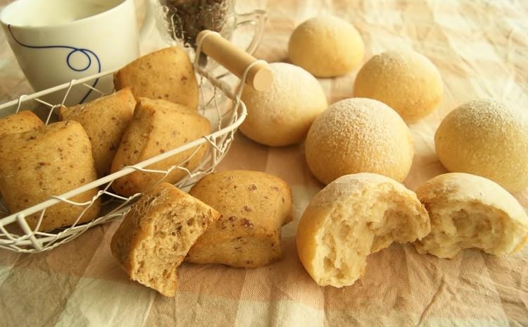 はじめての自家製天然酵母!レーズン酵母の作り方と2種類の製法でパン作り
