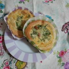 野菜がいっぱい☆パンキッシュとデトックススープ