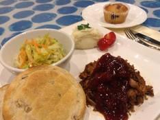 料理レッスン写真 - 圧力鍋で簡単!ホロホロお肉のBBQプルドポークでアメリカンディナー!