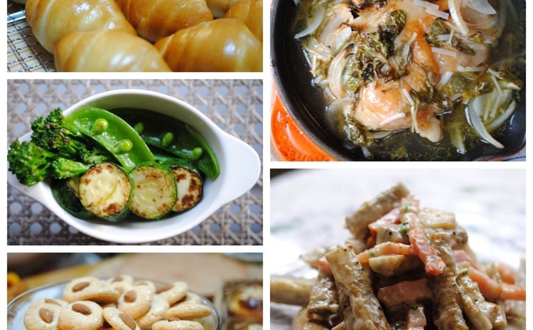 ★日程追加★炭酸グリルチキンとバターロール、旬の野菜もたっぷりメニュー