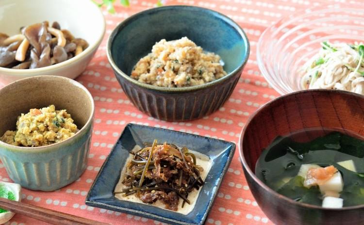 【追加開催】*和食の基本*一番出汁の取り方&一汁三菜のヘルシーレシピ