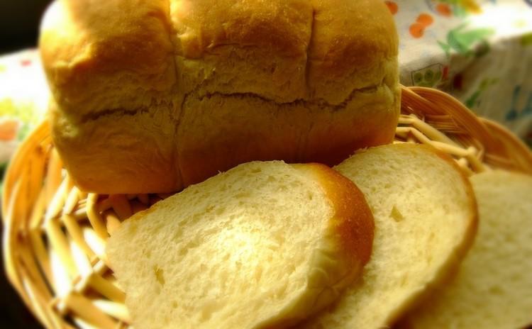 自家製甘酒入りミニ食パン