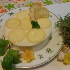 夏到来!食欲がなくても食べられちゃう さっぱり爽やかレモンのムース
