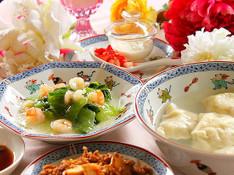 料理レッスン写真 - 春のデトックス中華!<春のカラダを整えるミニ薬膳講座付き>