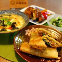 【リクエスト】おうち中華~みんな大好き、野菜たっぷりボリューミーな献立