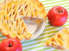 料理レッスン写真 - 新発見!パイ皮ってこ~んなにおいしい!アメリカンスタイルのアップルパイ