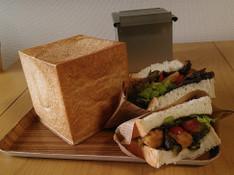 料理レッスン写真 - パン作りの基礎の基礎を丁寧にレッスン致します!なんと1斤の食パン型付!