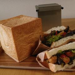 パン作りの基礎の基礎を丁寧にレッスン致します!なんと1斤の食パン型付!