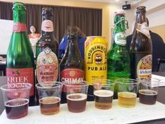 料理レッスン写真 - 【ビアレッスン】クラフトビールは何が違うの?エールとピルスナーって何?