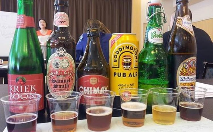 【ビアレッスン】クラフトビールは何が違うの?エールとピルスナーって何?