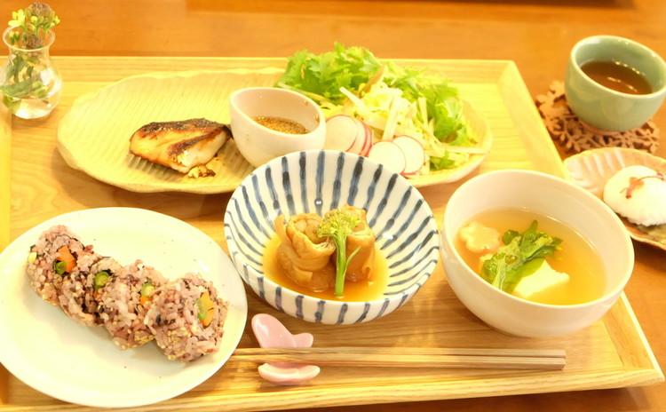 一汁三菜家族ごはん「春の苦み野菜」を美味しくとりいれて、身体元気に!