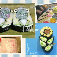 可愛い&簡単❀おすわりかえる・ひまわり・葉っぱも❀パーティ・お弁当に!