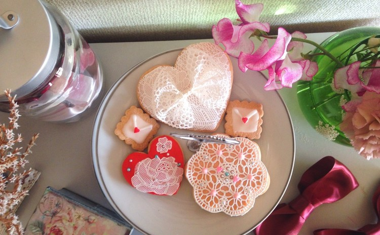 簡単!可愛い♡乙女心くすぐるクッキー・豆腐ケーキ・チョコムース