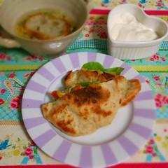 ピタパン&オニオングラタンスープ☆