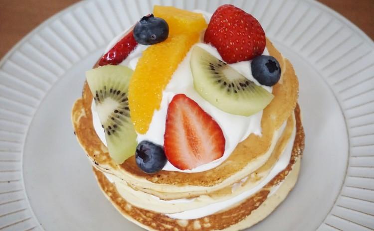 ♥もちもち♥しっとり♥ ≪デコレーションパンケーキ♪≫