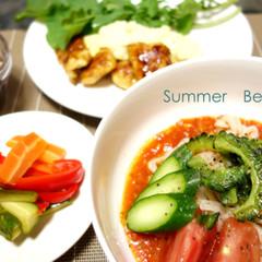 夏のBeauty(美容)&Healthy(健康)夏バテ疲労回復MENU