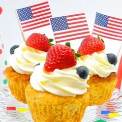 夏のアメリカンスイーツはコレ!ストロベリーショートケーキ♡