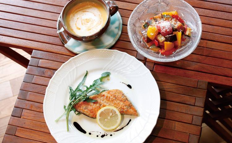魚料理習いた〜いの声に応えて「ムニエル」と、基本の万能ラタトゥイユ!