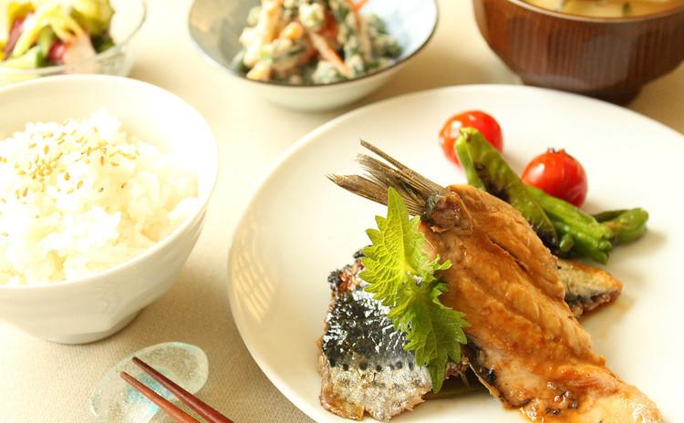 基本の和食!イワシの蒲焼、手開きレッスン&夏野菜で彩り小鉢