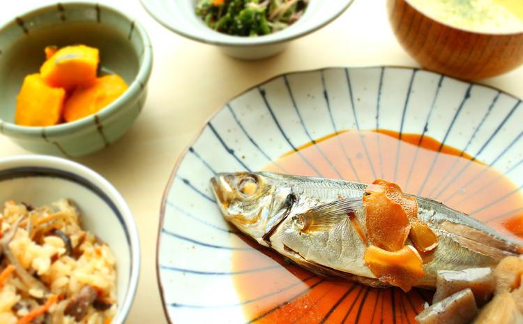 <基本の和食>煮物上手になれる!基本の煮魚と上手な出汁の使い方