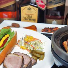 自宅で出来る『燻製料理』&レア物スコッチウイスキー飲み比べ