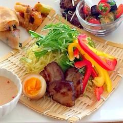 夏バテ返上!ピリ辛豆乳ゴマだれ麺と野菜たっぷり人気の中華レシピ全6品