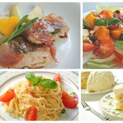 ふんわりジューシー☆ご飯に合うイタリアンのお肉の定番を作りましょう♬