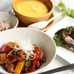 毎日のご飯/中華でスタミナをつけて夏野菜をいっぱい食べましょう