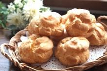 料理レッスン写真 - 【日程追加】バター不使用♪絶品シュークリーム カフェ風ケーキセット付
