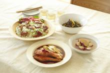 料理レッスン写真 - 何度でも作りたい基本の家庭料理 魚の照り焼き・混ぜ寿司・ひじきの煮物