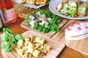 料理レッスン写真 - ホームパーティ感覚DEレッスン♪秋のチーズアレンジ&セレクトワイン