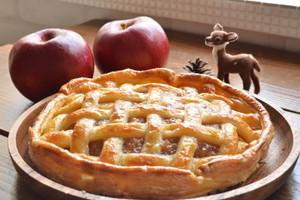 料理レッスン写真 - (日程追加)手間をかけた美味しさが味わえる本格折り込みのアップルパイ