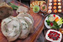 料理レッスン写真 - みんなで集まる日の決定版!イタリアンローストポークといろいろディップ