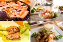 料理レッスン写真 - 焼き肉パーティ。秘伝のタレでお店の味に!