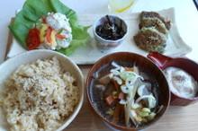 料理レッスン写真 - 絶対覚えておきたい自然食の基本編!お豆腐マヨネーズや酵素の作り方など