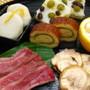 料理レッスン写真 - 簡単おせち*和風ローストビーフ&鶏チャーシュー&伊達巻&ゆず豆かるかん