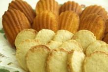 料理レッスン写真 - レモンを楽しむマドレーヌとクッキー♪