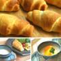 料理レッスン写真 - ランチ付★人気沸騰!【塩パン】とぷるんと美味しい『杏仁豆腐』作ろう♪