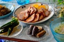 料理レッスン写真 - 自家製チャーシューをマスター♡夏野菜の副菜が盛り沢山な献立です♬