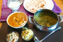 料理レッスン写真 - スパイス調合で作る本場のインドカレー&チャパティその他