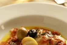 料理レッスン写真 - 白身魚のプロヴァンス風グラタンとしっとり焼き菓子ノッチョーラ