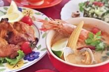 料理レッスン写真 - 【日程追加!】夏のおもてなしエスニック祭り!~スパイス使いを学ぼう!
