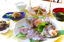 料理レッスン写真 - 【居酒屋直伝!】鯵とホッキ貝のお造りとアサリの佃煮お持ち帰り・旬の小鉢